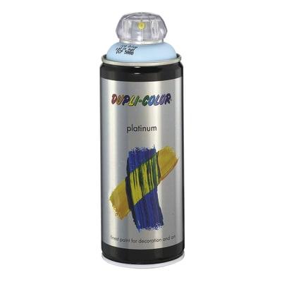 Smalto spray Platinum blu ghiaccio satinato 400 ml