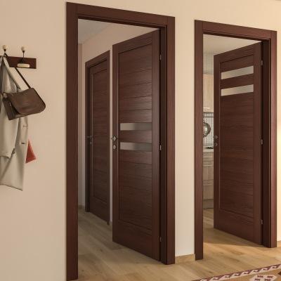 Porta da interno battente Malawi 1 60 x H 210 cm dx