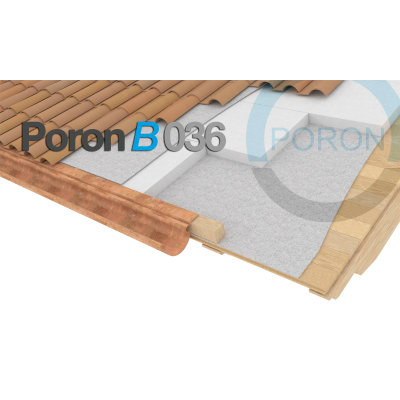 Pannello in EPS L 1 m x H 0,5 m, spessore 60 mm
