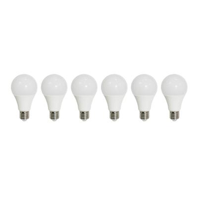6 lampadine smart led e27 60w goccia luce naturale 150 for Leroy merlin lampadine led