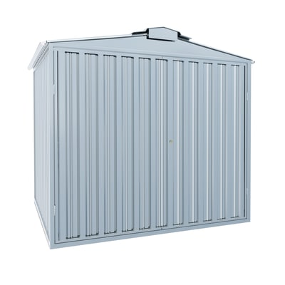 casetta in metallo New York 4,24 m²