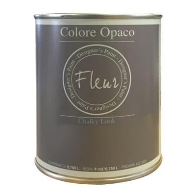 Idropittura traspirante chocolate wish 0,75 L Fleur