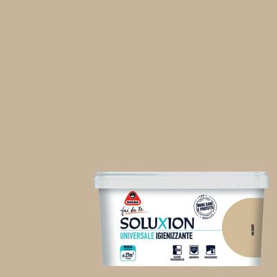 Idropittura  igienizzante antimuffa Soluxion sandy 2,5 L Boero