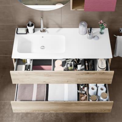 Mobile bagno Share olmo L 121 cm