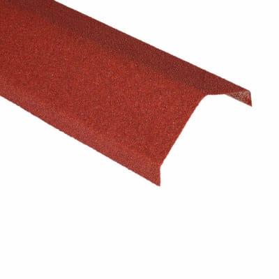 Colmo per lastra Easy Tuile color rosso, L 90 cm