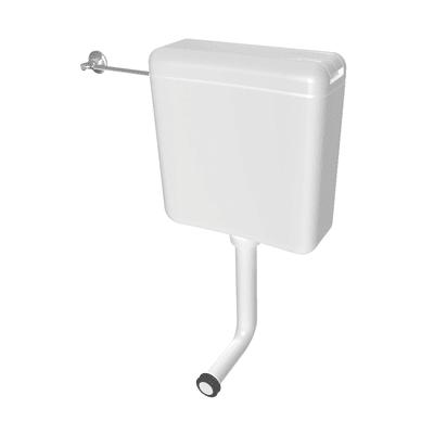 Cassetta wc da esterno siamp prima doppio tasto prezzi e for Caldaie da esterno leroy merlin