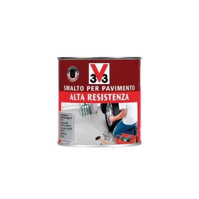 Smalto per pavimenti v33 ecru 0 5 l prezzi e offerte online leroy merlin - Smalto piastrelle v33 ...