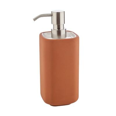 Dispenser sapone Brick marrone