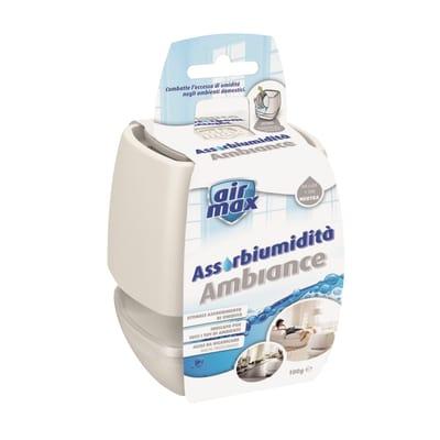 Assorbiumidità Airmax Ambiance bianco con inclusa tab 100g profumo neutro