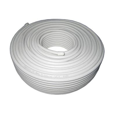 Cavo Lexman 6,8 mm bianco, matassa 25 m