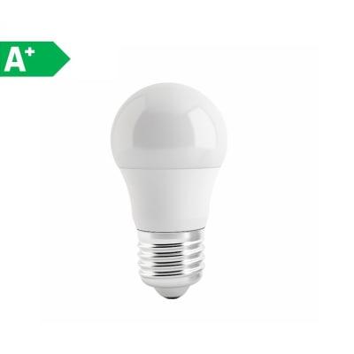 3 lampadine led lexman e14 40w sfera luce fredda 300 for Lampadine lexman
