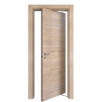 Porta da interno rototraslante Ritz Rosa del deserto 70 x H 210 cm dx