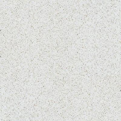 Alzatina su misura Blanco norte quarzo grigio chiaro H 6 cm