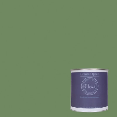 Idropittura traspirante soho green 2,5 L Fleur