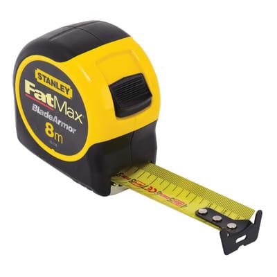 Flessometro Stanley Fat max da 8 m
