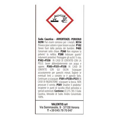 Soda caustica 750 750