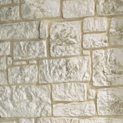 Rivestimento decorativo roc bianco prezzi e offerte online for Rivestimento 3d leroy merlin