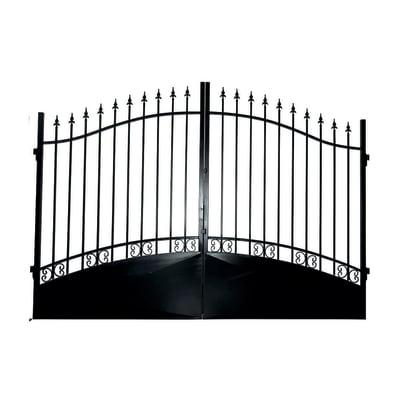 Cancello Verniciato Vesuvio L 400 X H 180 210 Cm Prezzi E Offerte