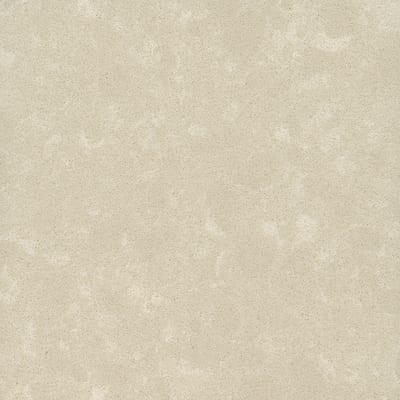 Alzatina su misura Tigris sand quarzo beige scuro H 6 cm