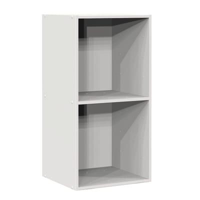 Struttura Multikaz bianco L 31,7 x P 35,2 x H 69,2 cm
