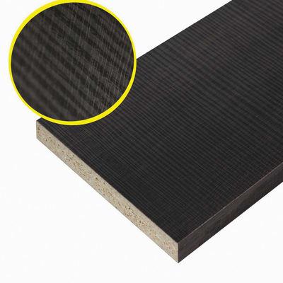 Pannello melaminico rovere scuro 25 x 300 x 1000 mm