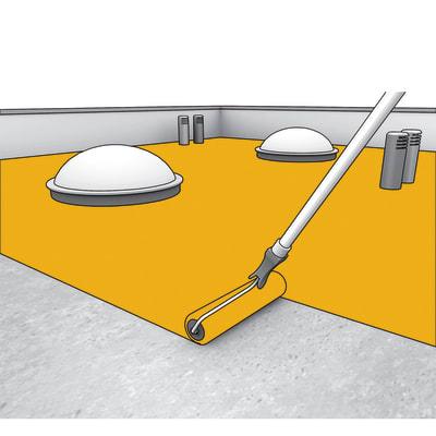 Membrana liquida Sikagard®-570 W Sika bianca 5 kg