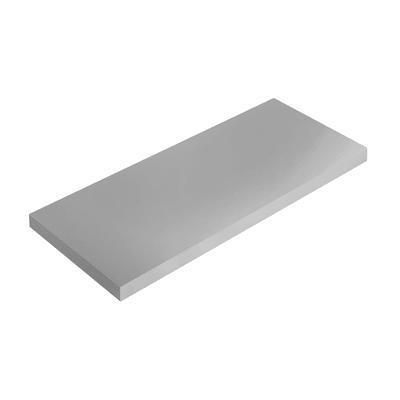 Mensola Spaceo grigio L 56 x P 20, sp 1,8 cm