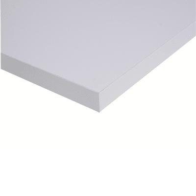 Piano cucina su misura Fenix NTM Alaska bianco 4 cm