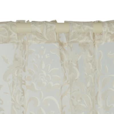 Tenda Orinoco ecru 140 x 290 cm