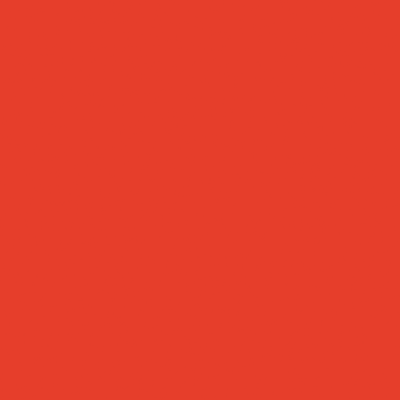 Tester idropittura murale Mano unica Rosso Rosso 3 Luxens