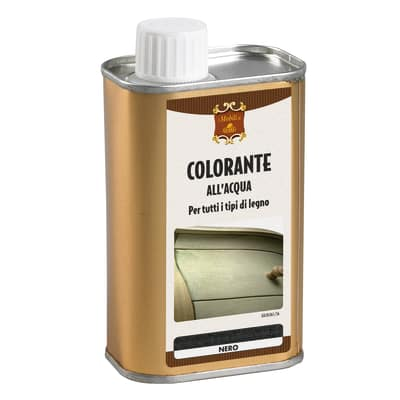 Colorante Gubra nero 250 ml