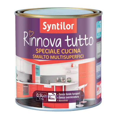 Smalto Rinnova tutto Syntilor macaron 0,5 L