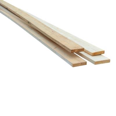 Tavola per carpenteria 4 m x 10 x 2 cm prezzi e offerte for Assi da ponteggio leroy merlin