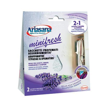Assorbiumidità Ariasana Minifresh lavanda 45 g