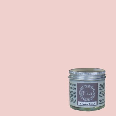Idropittura traspirante pink rococo 50 ml Fleur