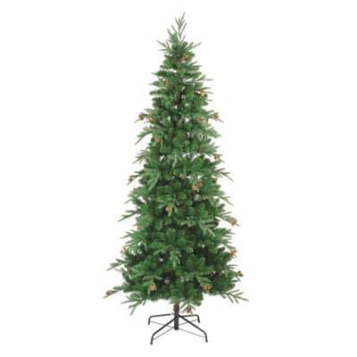 Albero di Natale artificiale Slim Forest H 150 cm