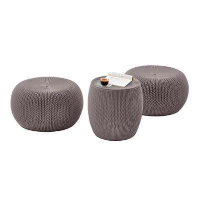 Coffee set Cozy Urban tortora