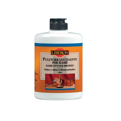 Pulitore Liberon Rame-ottone-bronzo-peltro 250 ml
