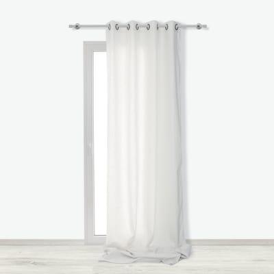 Tenda Ramie crema 145 x 300 cm