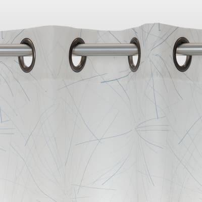 Tenda Iride azzurro 140 x 290 cm