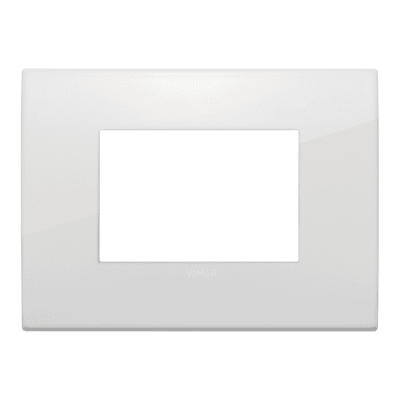 Placca 3 moduli Vimar 19653.06 Arké polar