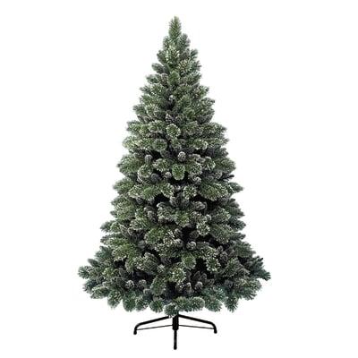 Albero di Natale artificiale Montana H 210 cm