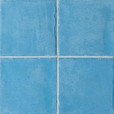 Piastrella Jolie 10 x 10 cm azzurro
