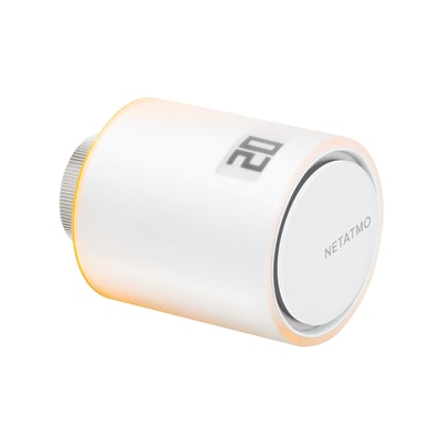Valvola termostatica Netatmo smart Wi-Fi, Wireless