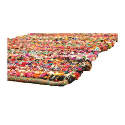 Tappeto Pizzicato multicolore 150 x 220 cm