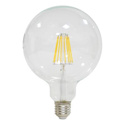 Lampadina LED Lexman Filamento E27 =100W globo luce calda 360°