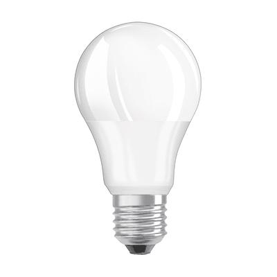2 lampadine LED Osram E27 =60W goccia luce calda 200°