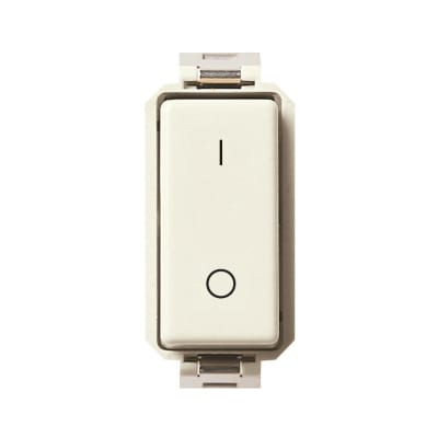Interruttore 16A 2P Illuminabile Vimar 8000 bianco
