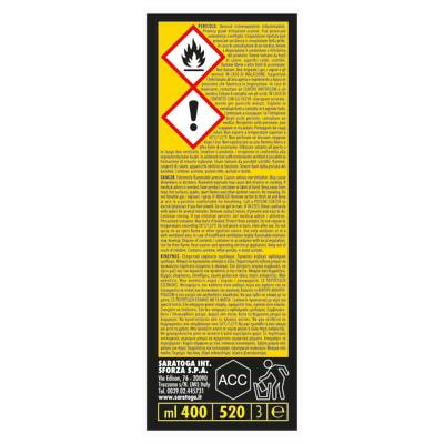 Smalto per ferro antiruggine spray Saratoga Fernovus grigio brillante 0,4 L