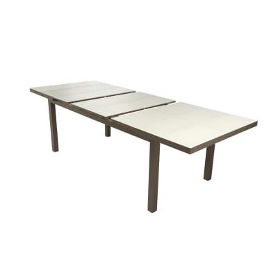 Tavolo allungabile Lamas, 180 x 100 cm marrone